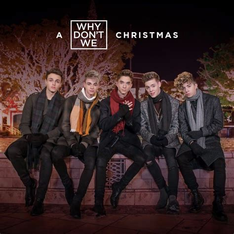 Why Don't We  A Why Don't We Christmas  Ep Lyrics And