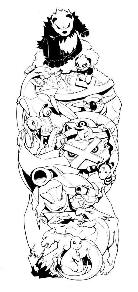 Idea by Dustin Laska on Yea im a nerd | Pokemon sleeves, Pokemon tattoo, Pokemon