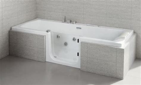 Baignoire Facile D'accès  Baignoire Et Douche Pour