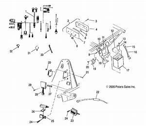 2005 Scrambler 500 4x4  Rpm Limiter Malfunctioning
