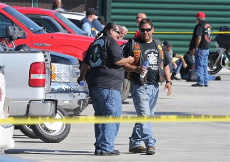 Outlaw Motorcycle Gangs Front And Center After Waco