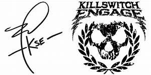 caparison dellinger jsm joel stroetzel killswitch engage With killswitch