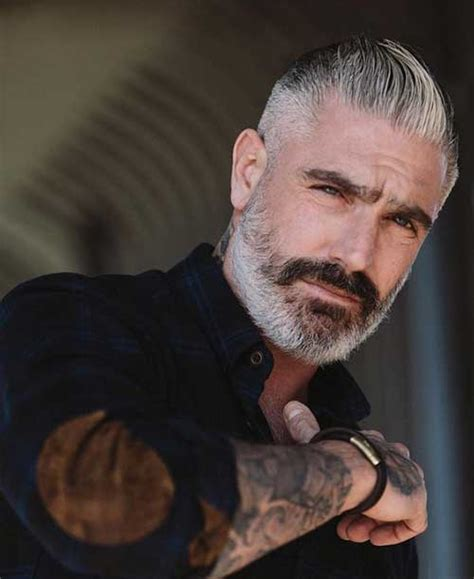 latest haircuts for classy older men mens hairstyles 2018