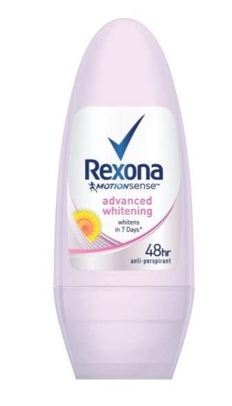 Rexona Women Roll On Deodorant (Advanced Whitening) -50g