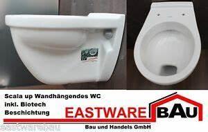 Wand Wc Flachspüler : wand wc flachsp ler ideal standard f r vorwandelement mit biotech beschichtung ebay ~ Orissabook.com Haus und Dekorationen