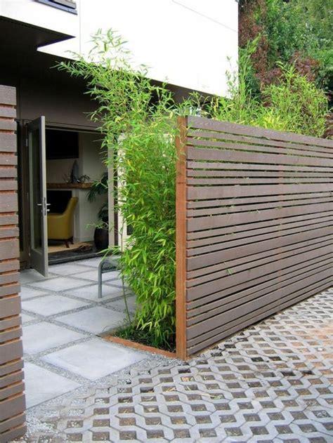 Panneau Pvc Cloture Jardin by 1000 Id 233 Es Sur Le Th 232 Me Cl 244 Ture Moderne Sur Pinterest