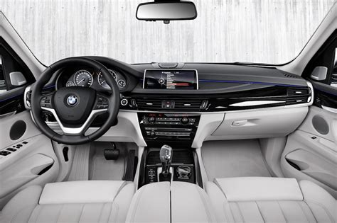 bmw x5 interior the bmw x5 hybrid follows i3 and i8 with in
