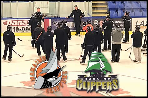 nanaimo clippers coaches working nmha coaches nanaimo clippers