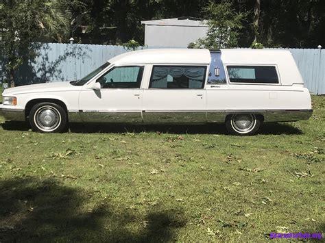 cadillac ss masterpiece hearse hearse  sale