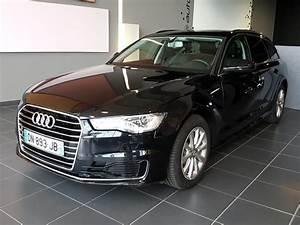 Audi A6 Occasion : audi a6 avant occasion diesel noir mythic 2015 brest bretagne iv 2 3 0 tdi 218 business line s ~ Gottalentnigeria.com Avis de Voitures