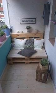 Sitzgelegenheit Aus Paletten : m bel aus paletten bauen anleitung selber machen ~ Sanjose-hotels-ca.com Haus und Dekorationen