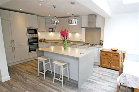 Rear Kitchen Extension, Loft Conversion and Multiple