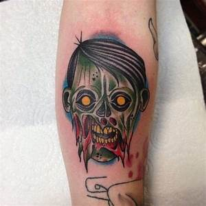 17 Best images about Tattoos on Pinterest | Owl, Zombie ...