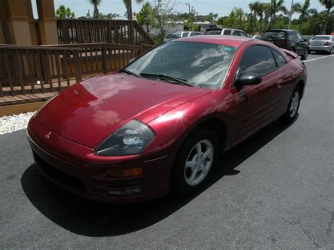 2000 Mitsubishi Eclipse Rs by 2000 Mitsubishi Eclipse Rs For Sale In Fort Myers Fl