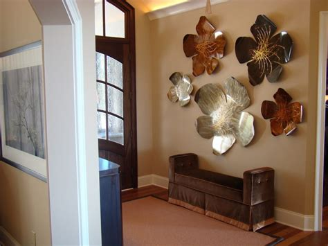 entrance wall ideas entry contemporary with neutral colors
