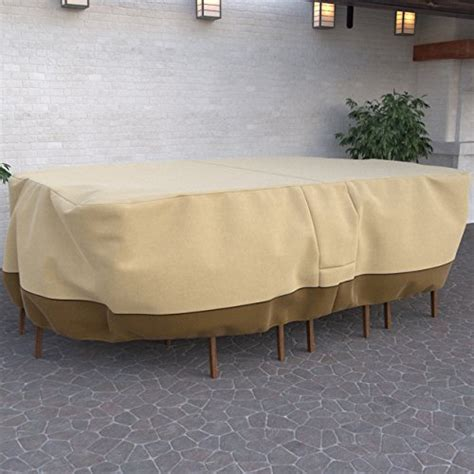 dura covers fade proof rectangular oval heavy duty patio