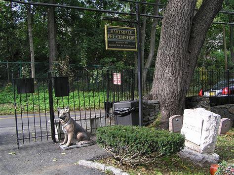 Hartsdale  Ee  Pet Ee   Cemetery