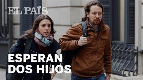 Irene Montero Y Pablo Iglesias Serán Padres De Dos Niños