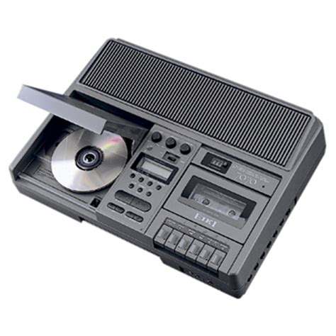 Cd Cassette Recorder cd players boomboxes eiki 5 student cd cassette player