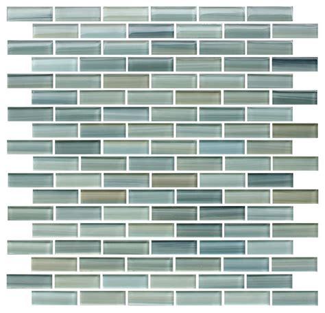 quot reflections quot painted glass mosaic tile
