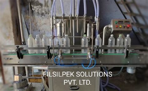 glass bottle filling sealing machine  rs unit  bl  filsilpek