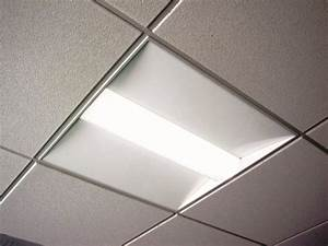 Drop ceiling lights your best choice for renovating
