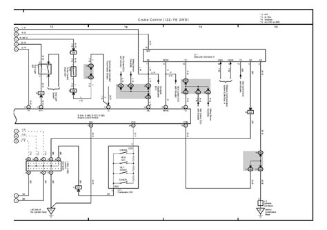 Electrical Wiring Diagram by Repair Guides Overall Electrical Wiring Diagram 2005