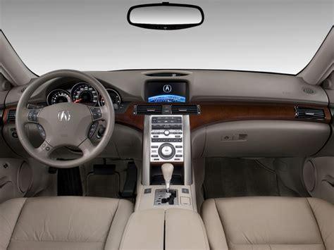 TSR 2019 Acura :  2008 Acura Rl 4-door Sedan (natl) Dashboard, Size