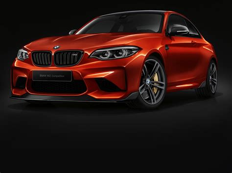 BMW M2 Competition Comes To Life With Realistic Renderings ...