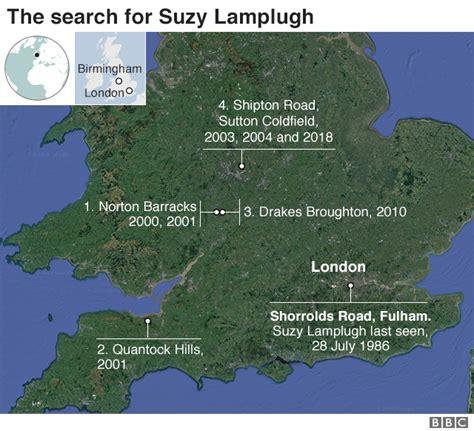 Suzy Lamplugh: Body find hope for 'closure' - BBC News