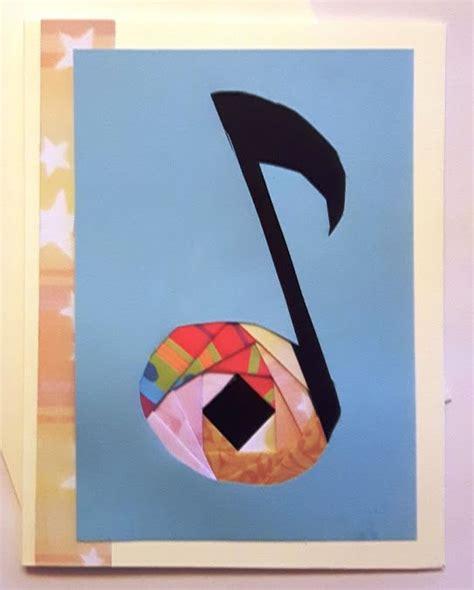 note de musique en iris folding cercle de fermieres de