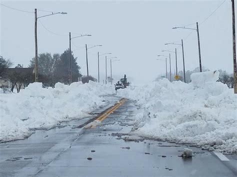 Kansas Transportation: Spring snow storm recap
