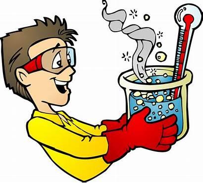 Science Experiments Experiment Clipart Scientist