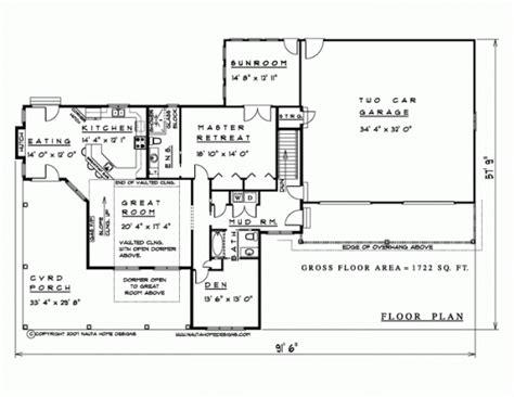 bedroom bungalow house plan bn  sq feet
