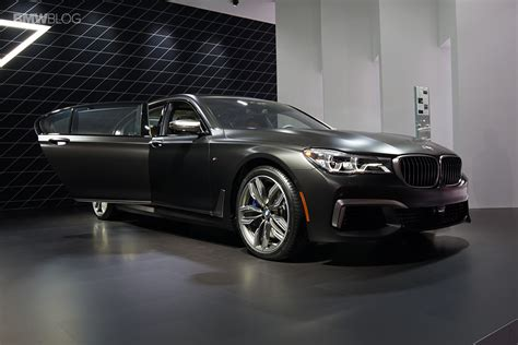 Expensive Model by 2016 La Auto Show Bmw S Most Expensive Model In Display