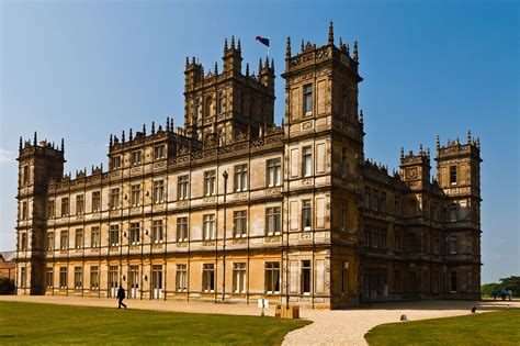 highclere castle pictures the accents in downton abbey dialect blog