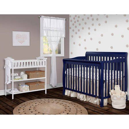 on me ashton 4 in 1 convertible crib on me ashton convertible 5 in 1 crib royal blue