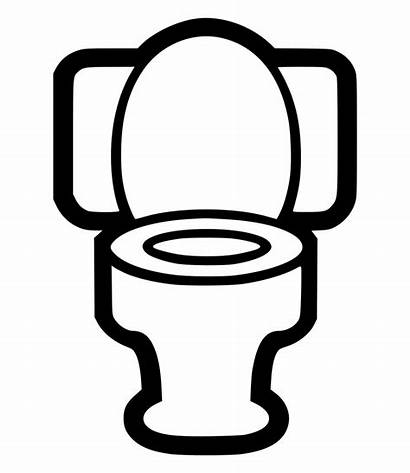 Toilet Icon Wc Bathroom Clipart Icons Restroom