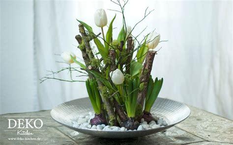 Diy Ausgefallene Blumendeko Für Den Tisch Deko-kitchen
