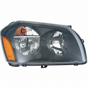 2005 Dodge Magnum Headlight Assembly From Car Parts