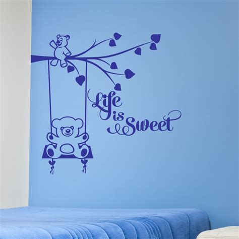 sticker citation chambre sticker chambre enfant citation is stickers
