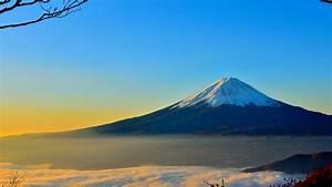 Full HD Wallpaper fuji front view mount japan, Desktop ...
