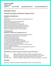 resume skills of a bartender cocktail server resume skills are needed so much by the company or the restaurants which want to
