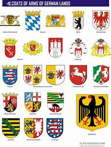 Coats of Arms of German Lands GermanyMore Pins Like This ...