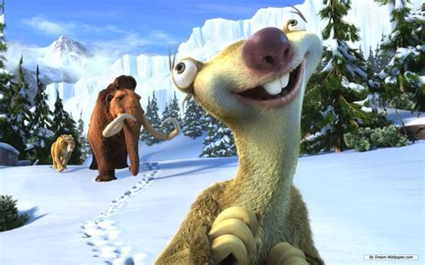 Ice Age 4 Continental Drift Cartoon Image For Android