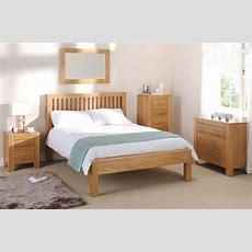 Contemporary Oak Bedroom Furniture, Modern Oak Bedroom