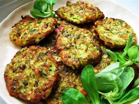 cuisiné courgette zucchini courgette fritters with feta and dill kabak