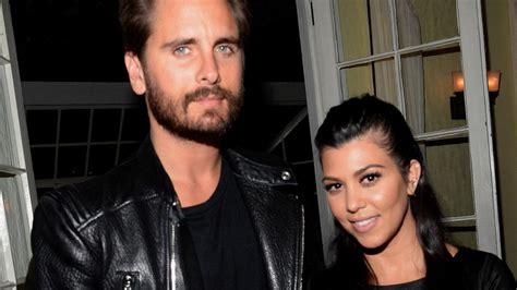 Kourtney Kardashian Splits From Scott Disick After He's ...