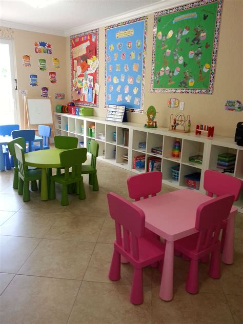 Home Daycare Design Ideas by Family Home Daycare Setup Inspired By Cube Organizers
