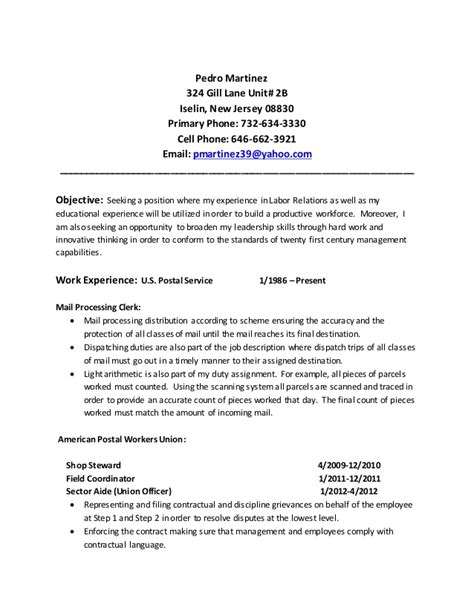 Updating Resume For New by Resume Update